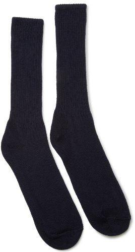 Pack of 6 Jefferies Socks Little Boys School Uniform Crew Sock