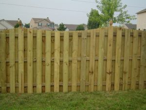 Types Of Privacy Fences Photos Installing The Right Privacy