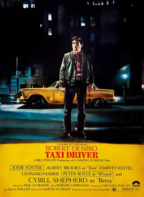 Taxi Driver - Martin Scorsese - SensCritique