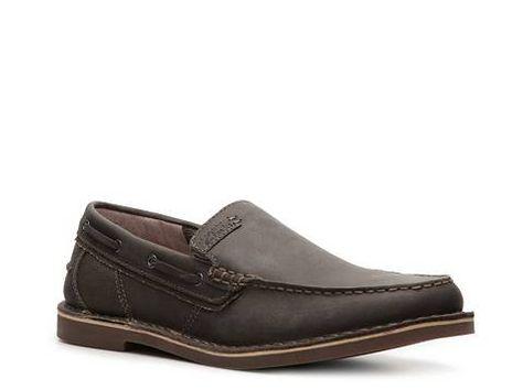 9d0973f95ab Clarks Men s Chambers Slip-On Slip-On Casual Men s Shoes - DSW ...