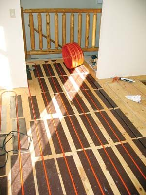 Solar Heating Plan For Any Home Shed Homes House Heating