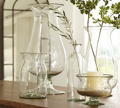 Photo of Recycled Glass Vases