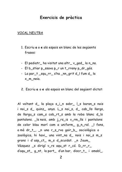 Dossier Exercicis Per L Math Math Equations Vocal