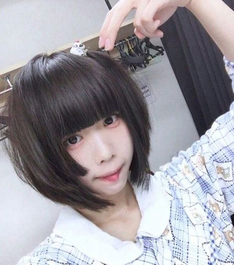 -  - #HairstyleCuteKorean