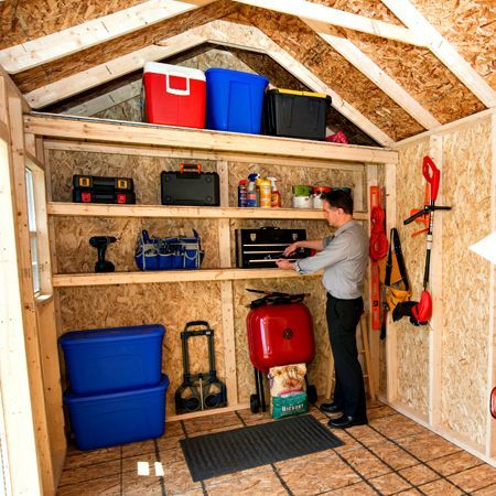 Berkdale 14 X 8 Wood Shed Wood Shed Shed Storage Shed