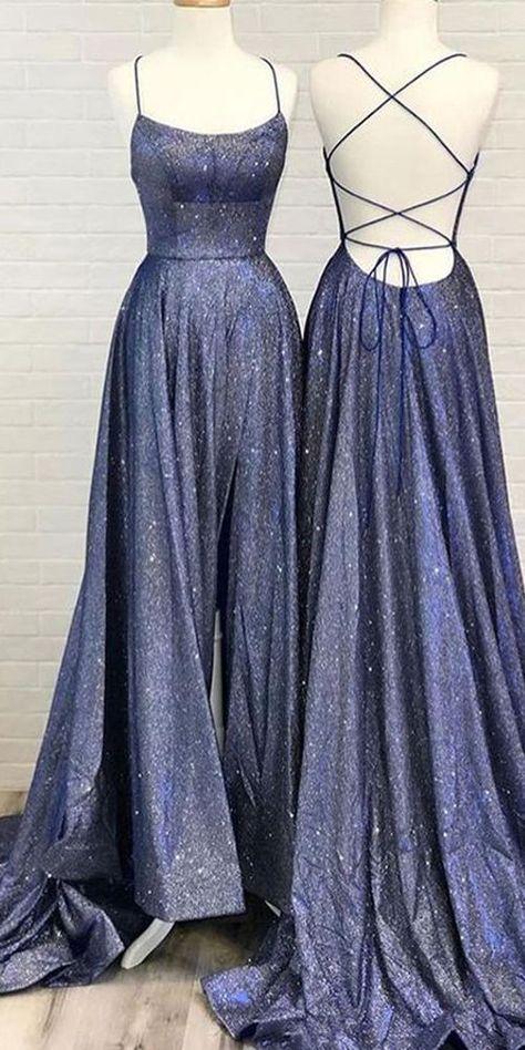 A-line Unique Backless Long Prom Dress Davy Blue Evening Dress,Deep v-neck sequins prom dresses.Prom Dresses Prom Dresses, A-line Unique Backless Long Prom Dress Davy Blue Evening Dress,Deep v-neck sequins prom dresses. Prom Dresses With Pockets, Pretty Prom Dresses, Blue Evening Dresses, Prom Dresses Blue, Cheap Prom Dresses, Prom Party Dresses, Ball Dresses, Beautiful Dresses, Homecoming Dresses Long
