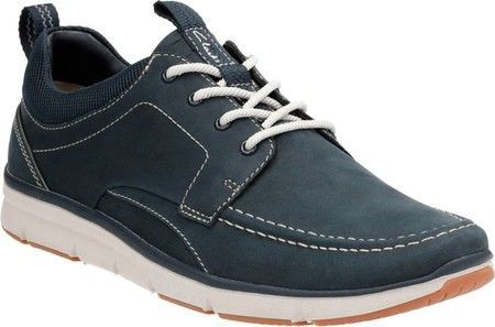 official supplier first rate wholesale online Clarks Men's Orson Bay Moc Toe Sneaker Navy Nubuck Size 7.5 ...