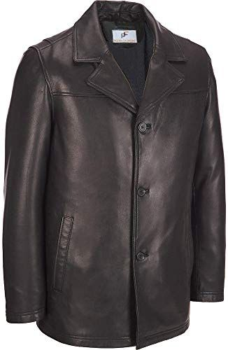 Amazing Offer On Figura Fashionz Lambskin Leather Coat Genuine Hipster Leather Short Body Coat Men Black Leather Coat Online Newprettyfashions In 2020 Black Leather Coat Leather Coat Hipster Jackets
