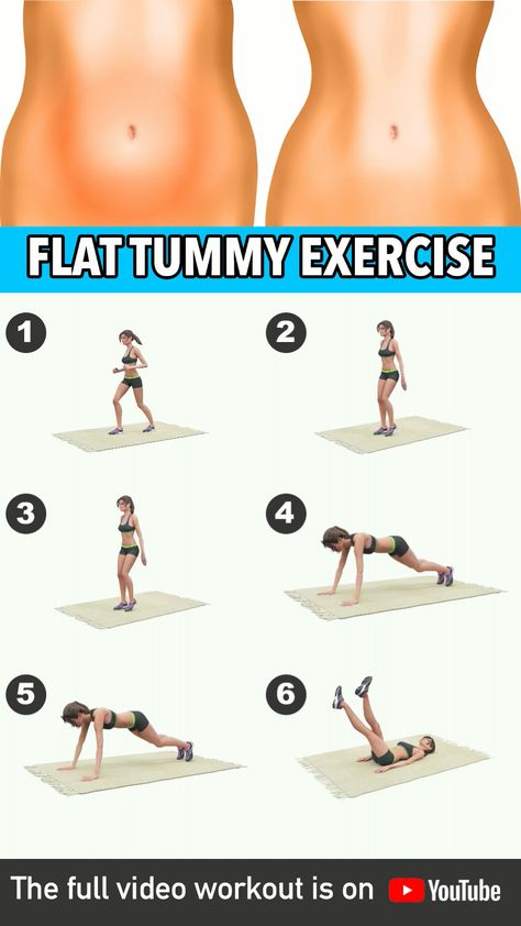 Let's work on those belly fat with these easy-to-do at home exercises! This is a series of routines that will burn not only your belly fat but your overall b...