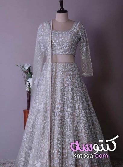 ساري هندي للبنات الكبار السارى الهندى للمحجبات فى مصر ساري هندي للسهرات Kntosa Com 05 19 156 Dresses Fashion Victorian Dress