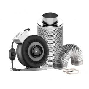 Top 10 Best Carbon Filter Fan Combo In 2020 Reviews Inline Fan Carbon Filter Air Filtration