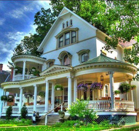 Best House Plans Victorian Dream Homes Ideas Victorian Homes Victorian Style Homes Old Houses