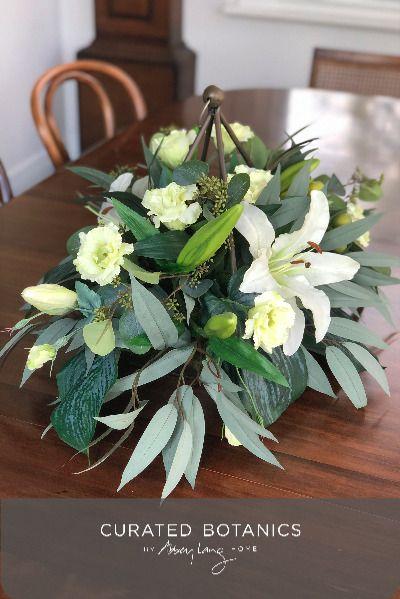 Pin On Faux Flower Centrepiece Arrangements