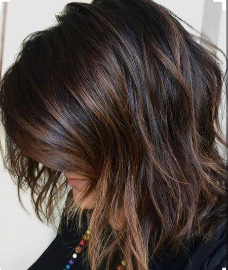 100 Popular Short Haircuts 2019 Styles Art Hair Styles Brown Hair Dye Chocolate Brown Hair Dye