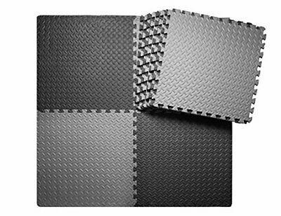 Details About Innhom 12 24 Tiles Gym Mat Exercise Mats Puzzle Foam