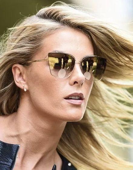 We Ana Hickmann Eyewear Class Glamour Personality