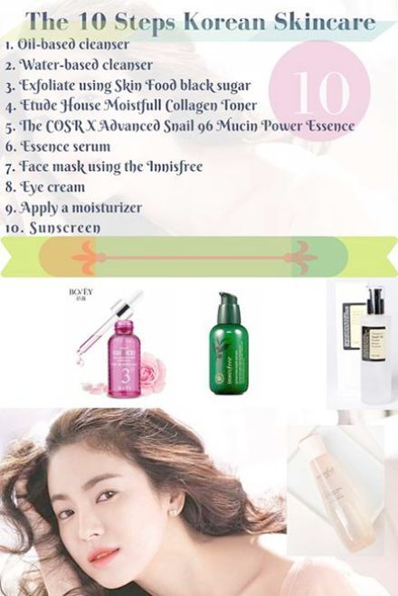 Exfoliation Explained Skincare Routine Outside Korean Order Night Steps Step Skin C Skin Care Routine Order Korean Skincare Routine Skin Care Steps