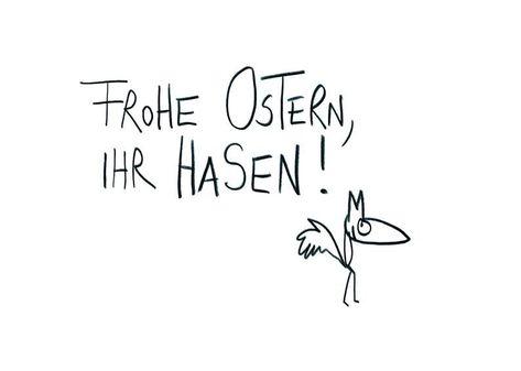 """Postcard """"Easter Fox"""" - eDITION GOOD GEISTER #geschenkideen"""