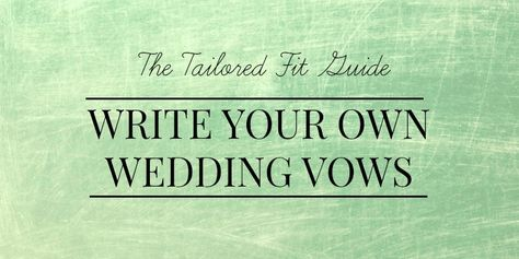 Your Wedding Vows Are The Most Meaningful Part Of Day Free Vow Templates To Help You Write Own Personal