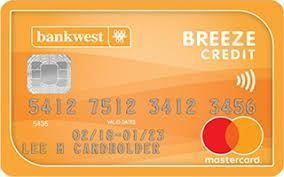 Bankwest Breeze Mastercard Is Issued By Bank Commonwealth Bank Of