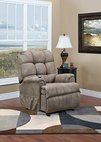 Best Seller Medlift 5555 Series Petite Sleeper Reclining Lift Chair 5555p Stm Online Recliner Lounge Couch Reclining Sectional
