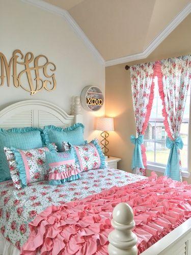 35 Most Popular Beach Style Bedroom Design Ideas Beach Style Bedroom Shared Girls Bedroom Girls Bedroom