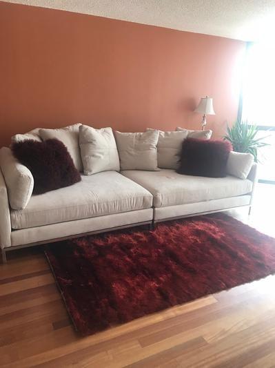 Ventura Extra Deep Sofa 2 Pc