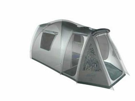coleman lakeside 4 person tent