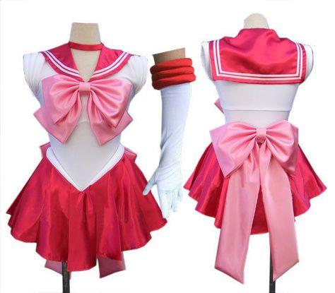 Sailor Moon Sailormoon Mercury short Cosplay Costume with Gloves UK