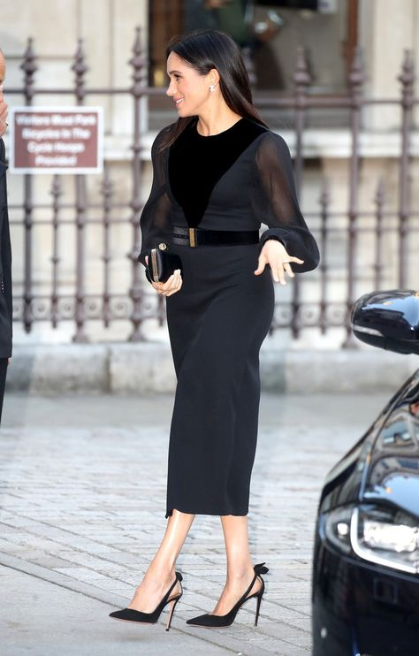Meghan Duchess of Sussex opens 'Oceania' at Royal Academy of Arts on September 25 2018 in London England 'Oceania' is the firstever major survey of.