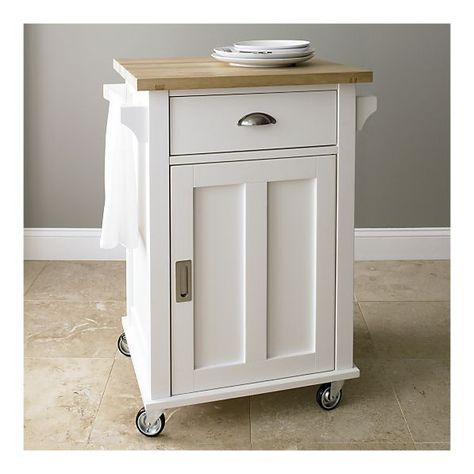 Sensational Belmont White Kitchen Cart In Dining Kitchen Storage Download Free Architecture Designs Scobabritishbridgeorg