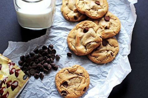 Best Ever Passover Chocolate Chip Cookies Chocolate Chip Cookies Pesach Recipes Passover Recipes