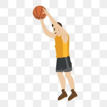 Basketball Play Basketball Basketball Player Athlete Clipart Basketball Cartoon Basketball Basketball Player Png And Vector With Transparent Background For F Basketball Players Basketball Plays Cartoon