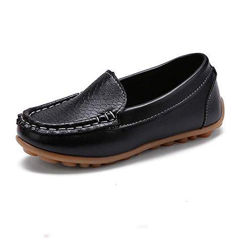 Fall Children Kids Girl Fashion Shoes Flats Toddler Boy Girl Casual Leather Shoe