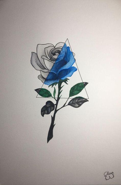 Foto Tattoo Julia ShinShin Shingareeva-Tätowierungsblumen-#Foto #Julia #Shi ... - #artsketches