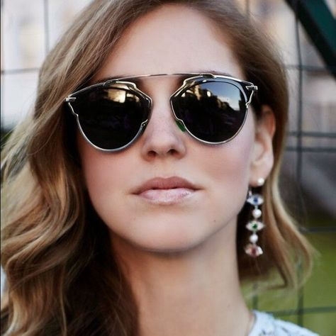 0ae7779fb5 Original Christian Dior Dior So Real Sunglasses. Original Christian Dior  Dior So Real sunglasses. women s model