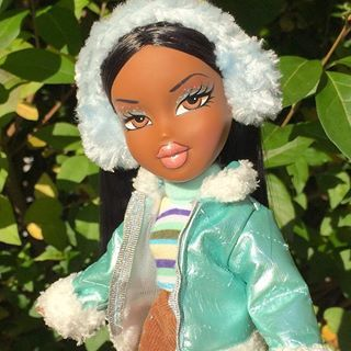 Bratz Doll Dolls Aesthetic Glam Pretty Fashion Nostalgia