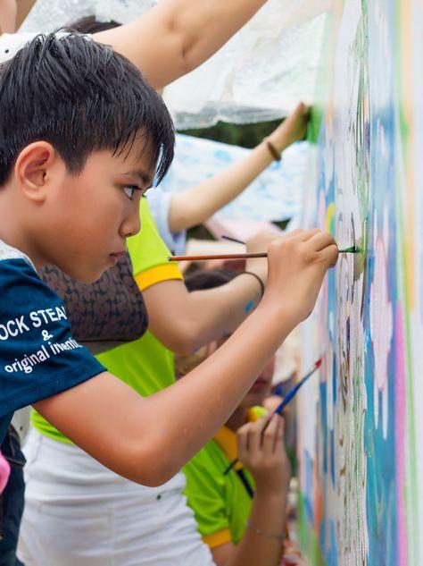 15 razones para decirle SÍ a la educación artística en niños