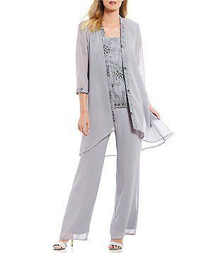 Le Bos Dressy Pant Suits