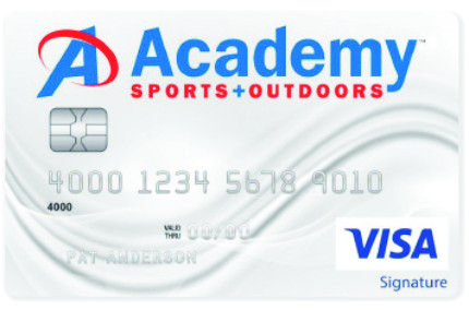 Academy Sports Credit Card Application And Sign Has Been Reviewed
