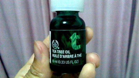 Fußboden Im Schuppen ~ Teebaumöl hilft dir bei so gut wie jedem wehwehchen schuppen