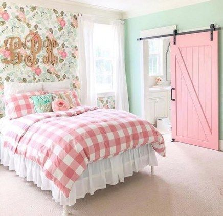 27 Ideas Bedroom Ideas Country Girls Pink Tween Girl Bedroom Big Girl Bedrooms Little Girl Rooms