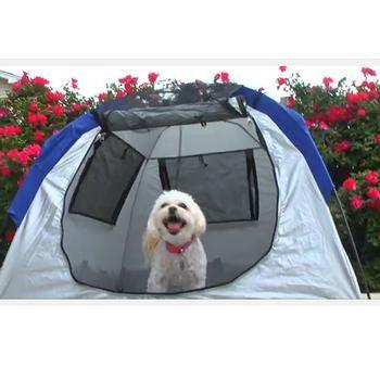 Aussie Instent Haus Dog Tent - Silver  sc 1 st  Pinterest & Aussie Instent Haus Dog Tent - Silver | Products | Pinterest | Dog ...
