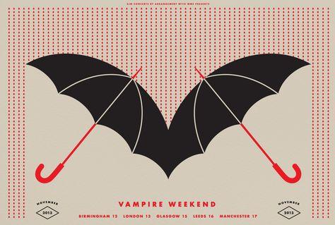 VAMPIRE WEEKEND - UK TOUR — Aaron James Gresham