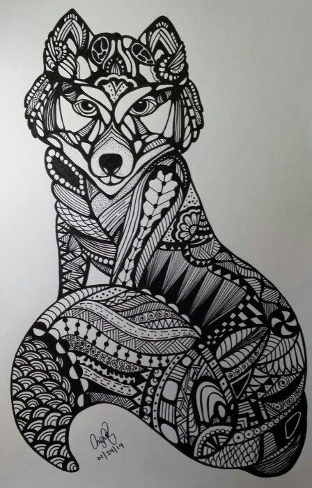Zentangles And Doodles On Pinterest Zentangle Patterns