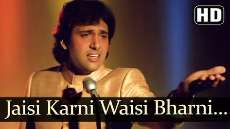 Jaisi Karni Waisi Bharni Title Song Hd Govinda Kimi Katkar Nitin Songs Music Download No One Loves Me
