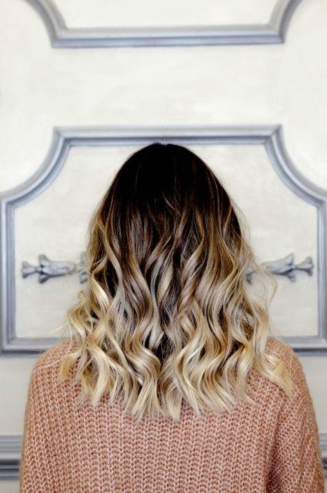 200+ Best Braune haare mit blonden strähnen images | hair