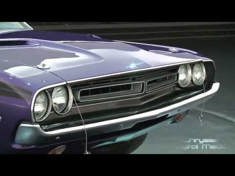 This videos shows off both the 1971 Challenger and the 2013 Challenger that you can enter to win at: www.winthemopars.com. Promo code: TP1913H gives you bonus tickets 1 x only.   Plum Crazy Dream Giveaway Contest