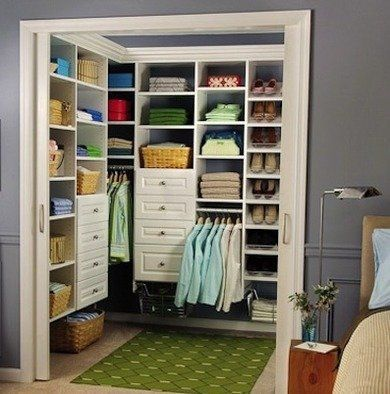 9 Closet Storage Tips From A Professional Organizer Home Office