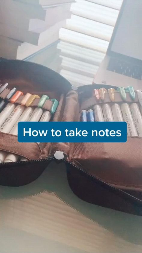 How to take notes easy tips | Study Hacks